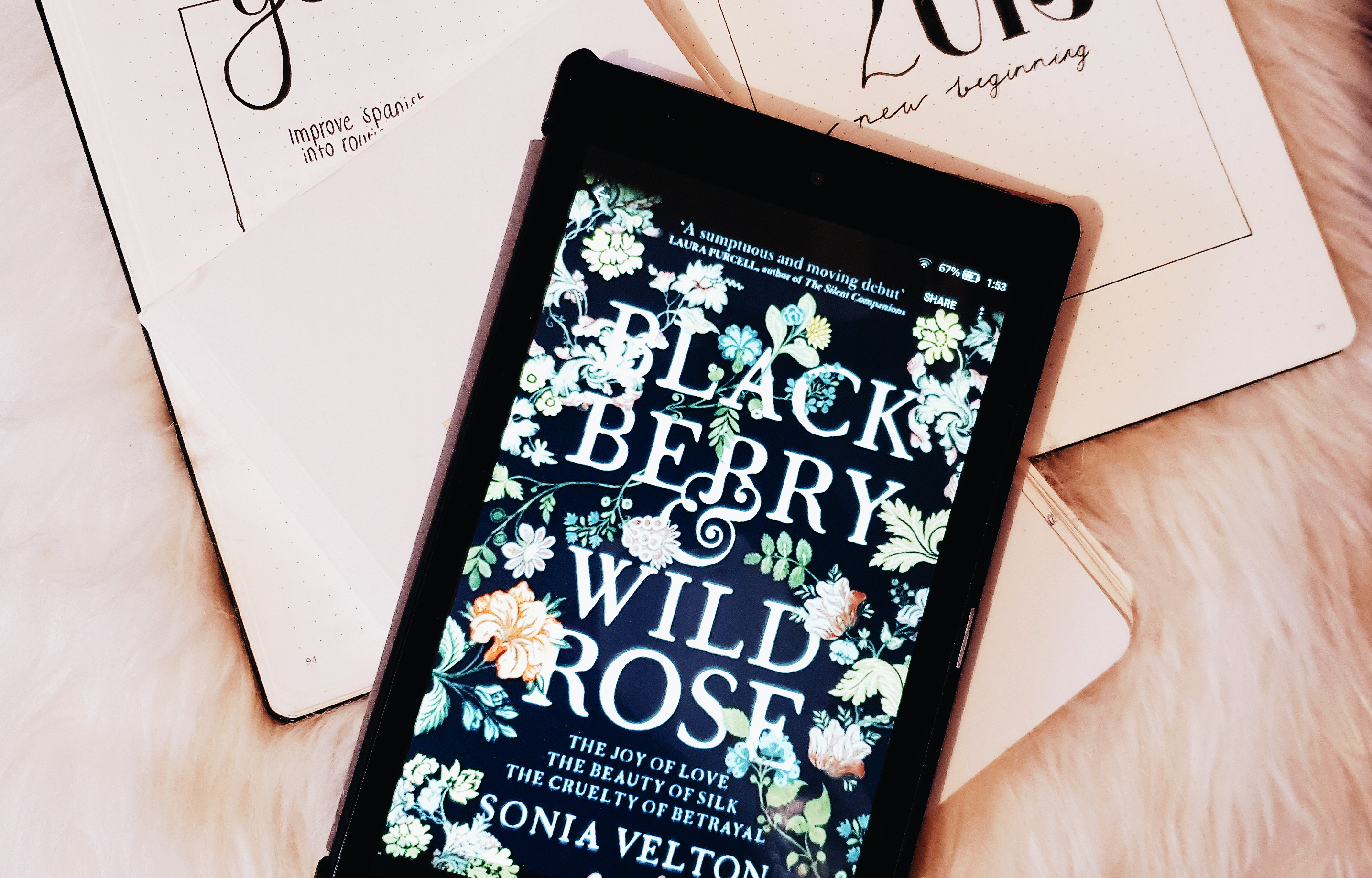 Blackberry and Wild Rose Book Review
