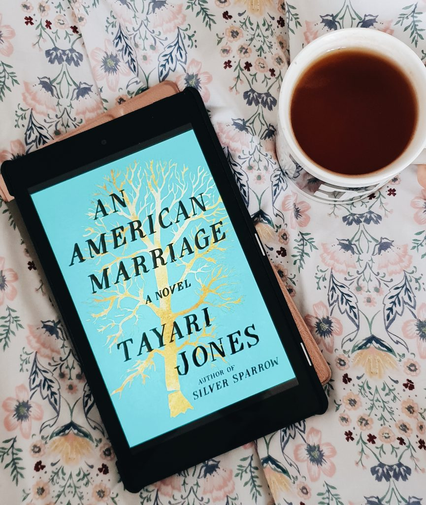 An American Marriage by Tayari Jones on kindle