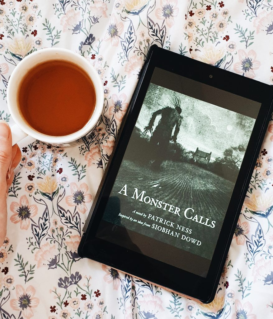 A Monster Calls eBook edition