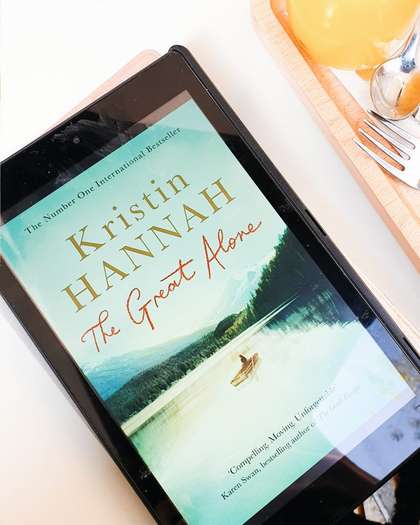 The Great Alone Kindle by Kristin Hannah
