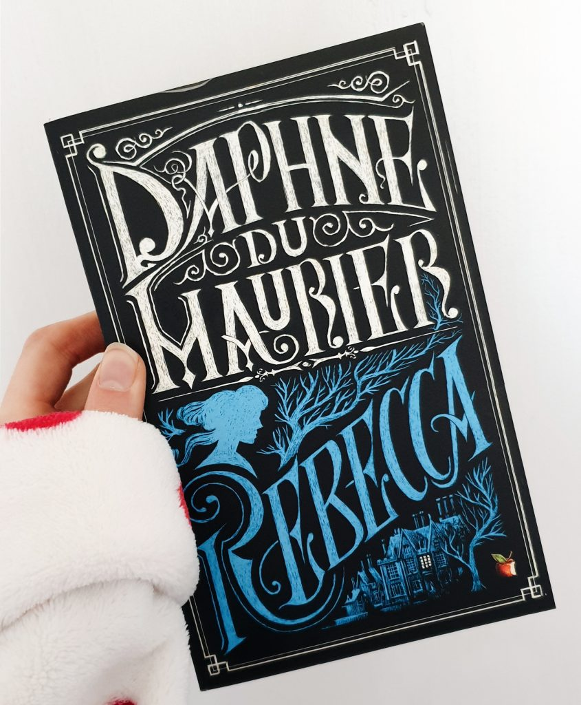 Rebecca Daphne du Maurier 2017 edition April reading wrap-up