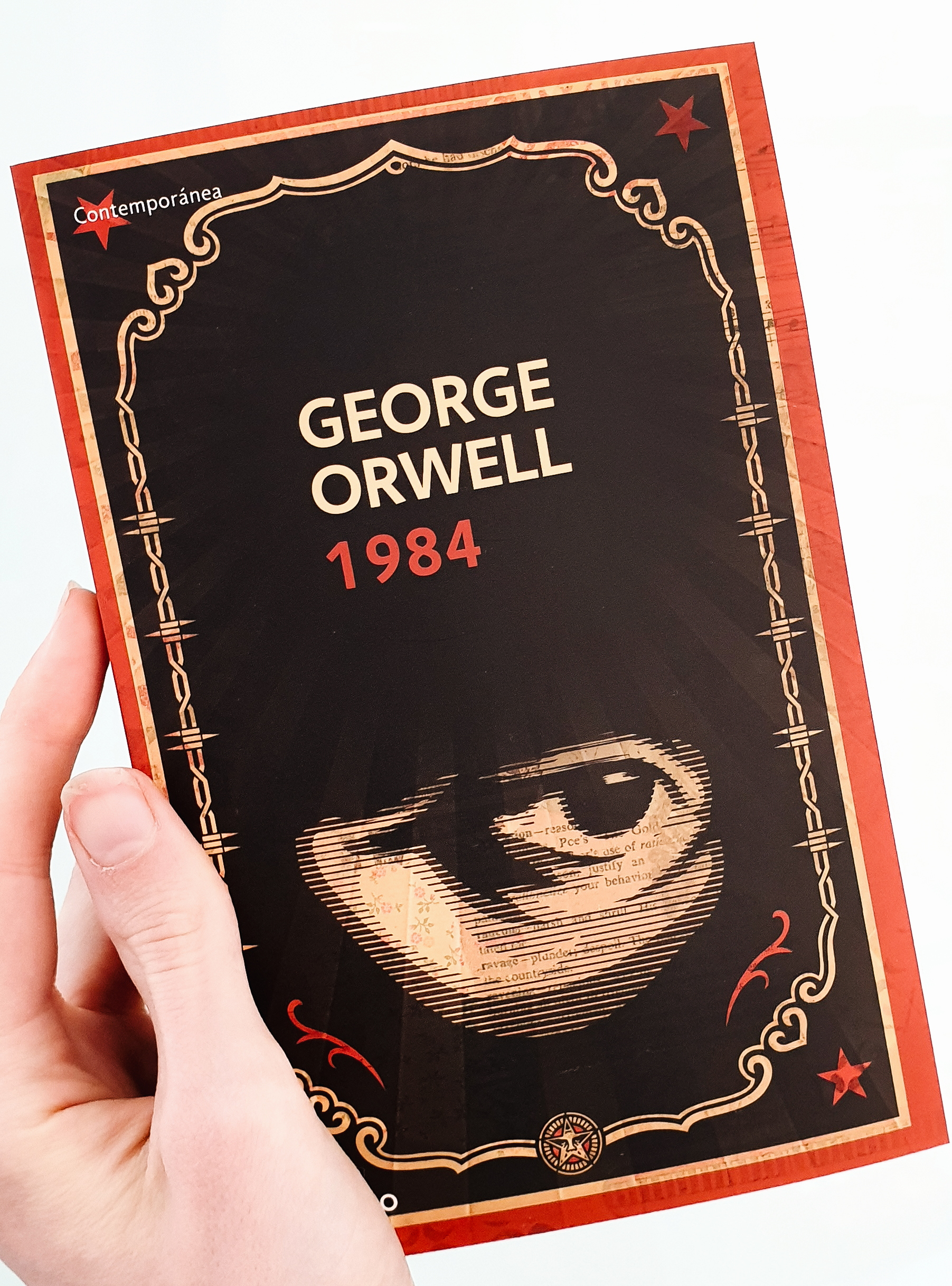 1984 by George Orwell new edition