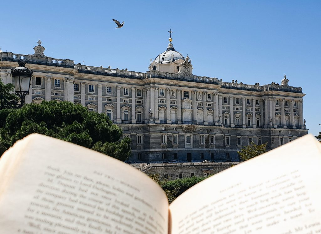 reading Madrid palace