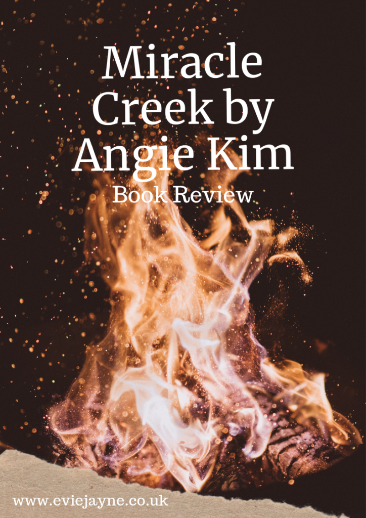 Miracle Creek by Angie Kim book review