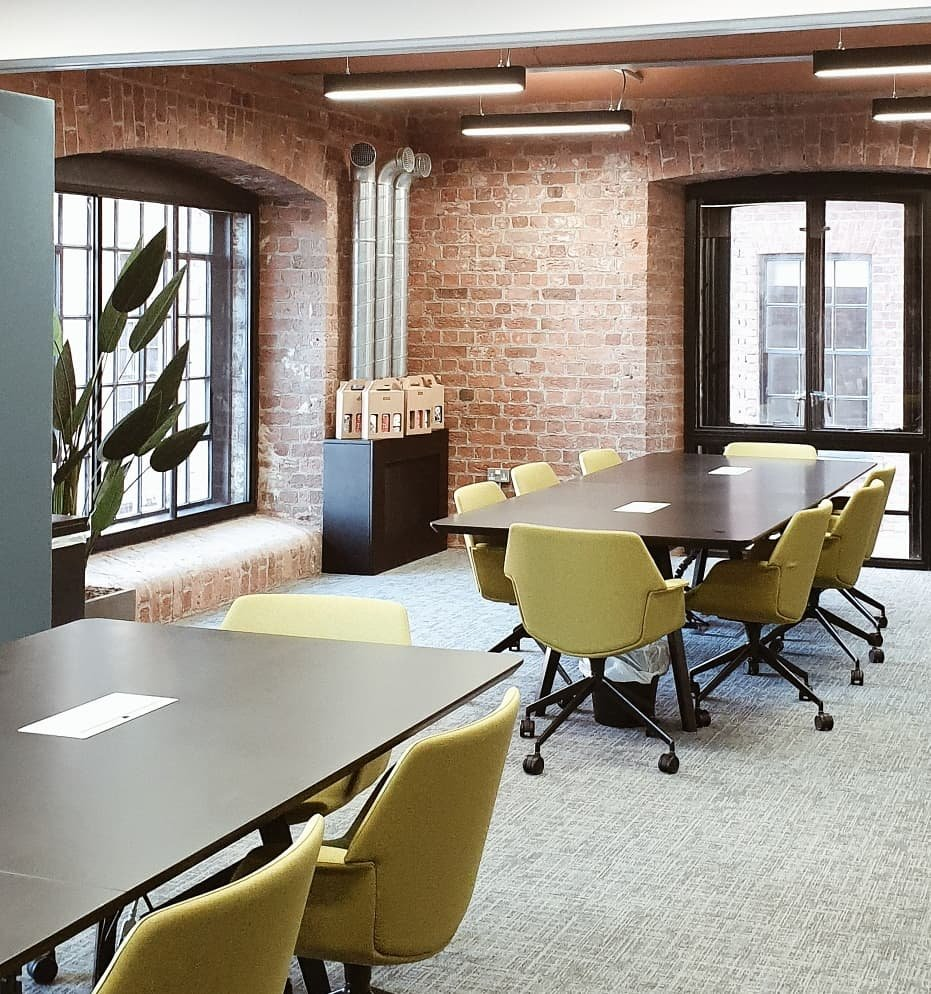 clockwise office space Liverpool