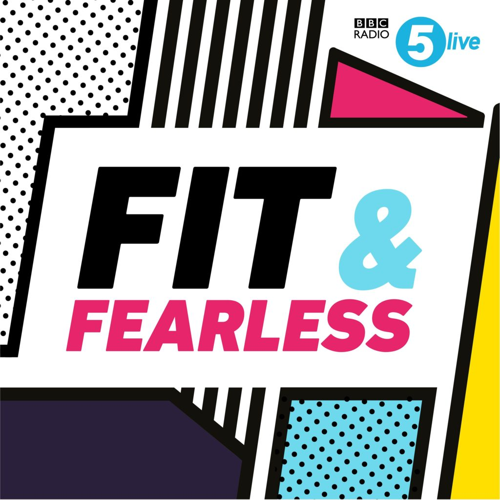 Fit & Fearless podcast