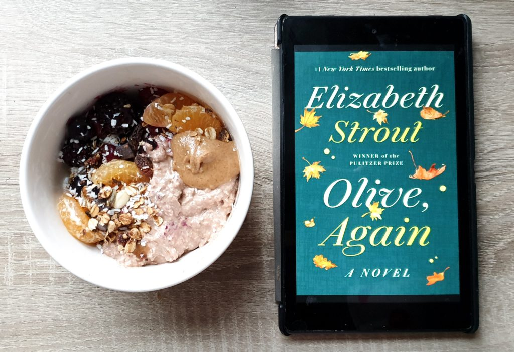 Olive Again by Elizabeth Strout, November reading wrap-up