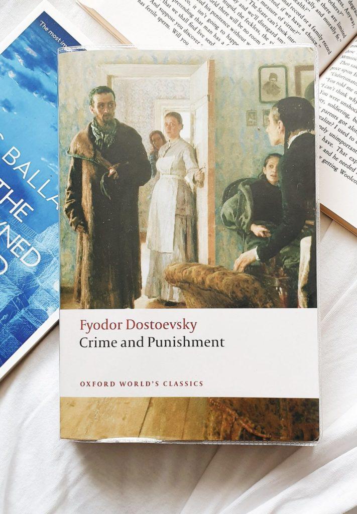 crime and punishment classic novels