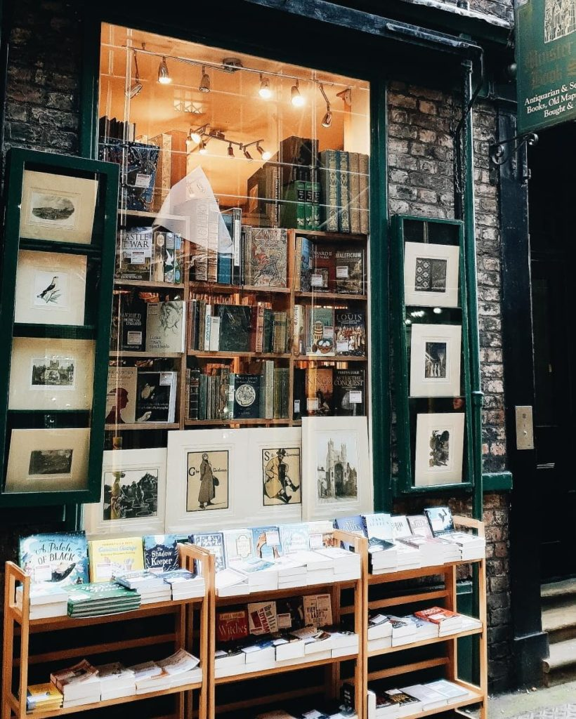 Minstergate books York