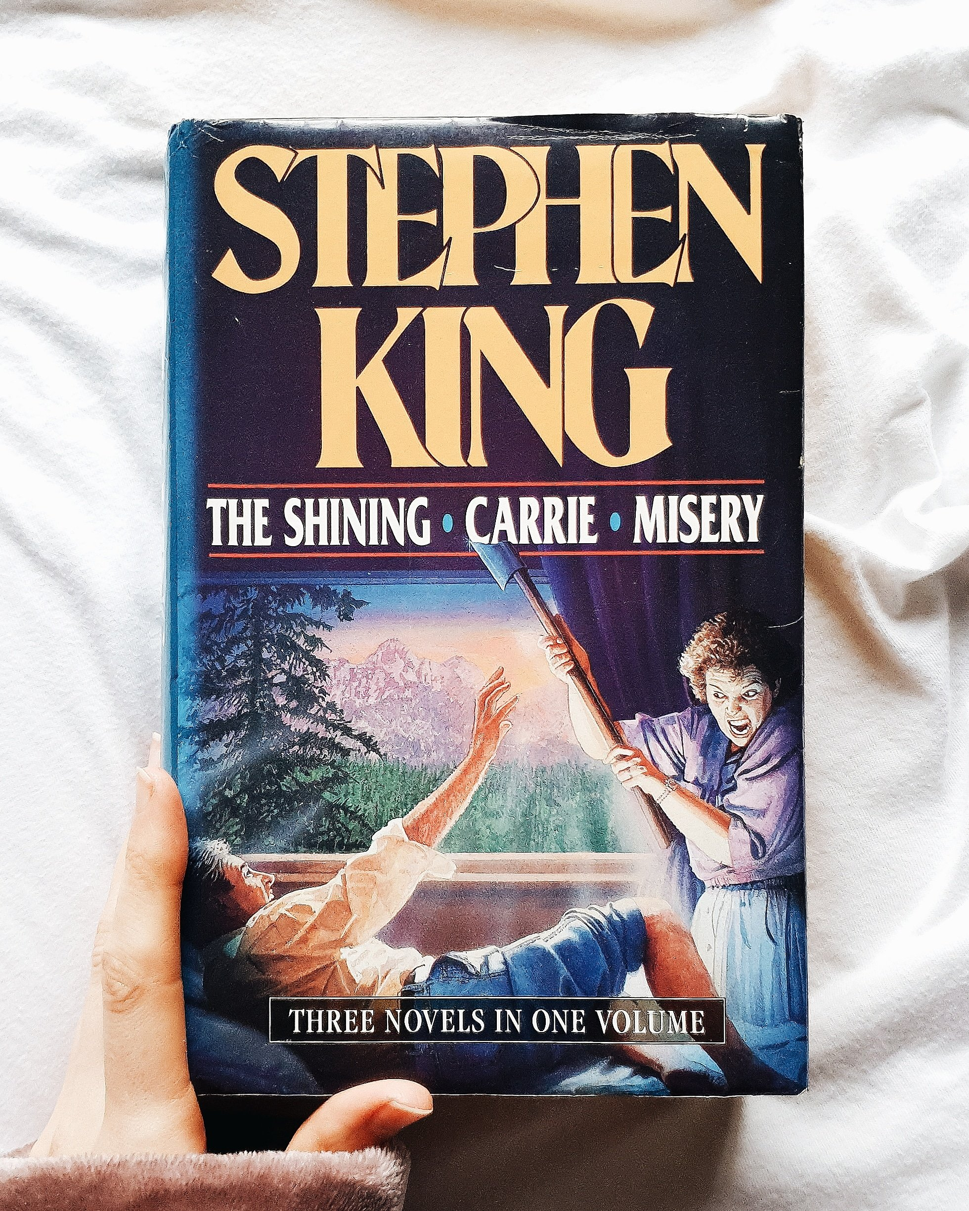 Carrie by Stephen King first edition