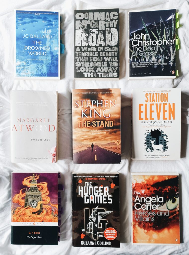 post-apocalyptic books