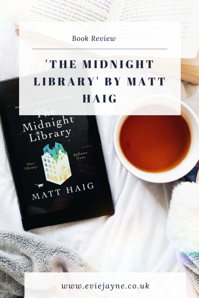 The Midnight Library Book Review