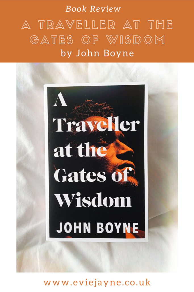 A Traveller at the Gates of Wisdom Book Review
