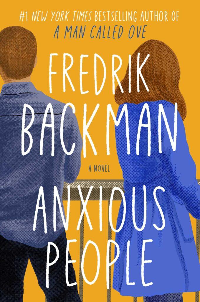 Fredrik Backman Anxious People